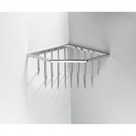 DW WA ECK 1 Shower Basket in Chrome