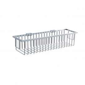 DW WA WND 2 Shower Basket in Chrome