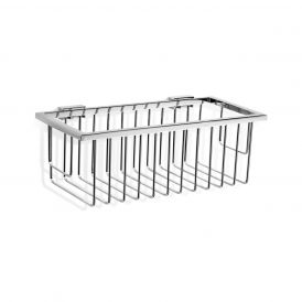 DW WA WND 3 Shower Basket in Chrome