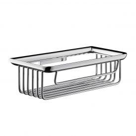 System 3545.001.04 Shower Basket in Polished Chrome