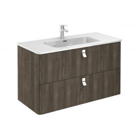 Concert 100 Complete Bathroom Vanity Unit in Samara Ash