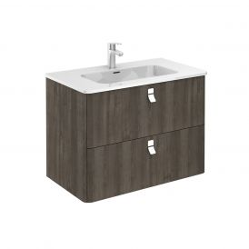 Concert 80 Complete Bathroom Vanity Unit in Samara Ash