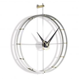 Dob O Analog Wall Clock