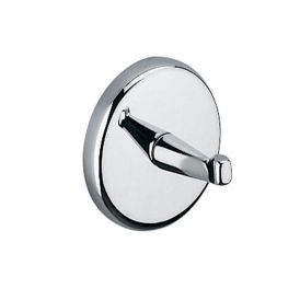 WS Bath Collections Hotellerie Bathroom Hook in Polished Chrome