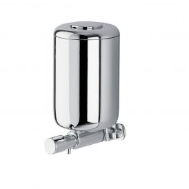WS Bath Collections Hotellerie A05671 Soap Dispenser in Polished Chrome