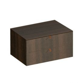 Iside 51.53.07.246 Drawer Unit in Wenge Wood