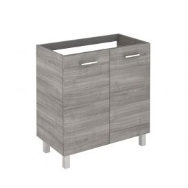 WS Bath Collections Logic 80 Base Free Standing Bathroom Vanity