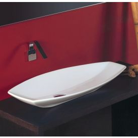 WS Bath Collections LVR 220 Vessel Bathroom Sink 31.5""