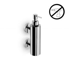 WS Bath Collections Duemila 55032.29G Self-Adhesive Wall Mounted Soap Dispenser