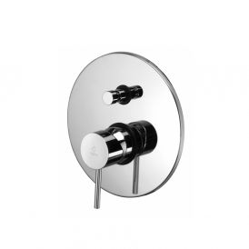 WS Bath Collections Light LIG 015 Built-in Shower Mixer with Diverter