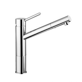 WS Bath Collections Brillo BI 081 Single Lever Bathroom Faucet