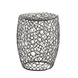 WS Bath Collections Scagni 54710 Metal Stool