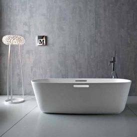 WS Bath Collections Mastel 20 MA 1001 Bathtub
