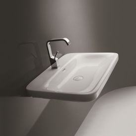 Start 72 Wall Mounted Bathroom Sink 28.3""