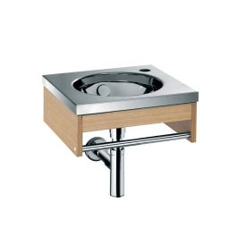 WS Bath Collections Gnaro 66590.11 Wall Mounted Bathroom Sink