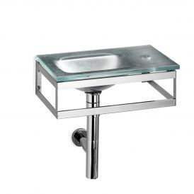 WS Bath Collections Pocieta 665811.29.29 Wall Mounted Bathroom Sink
