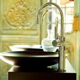 Rondo 51.55.48.318 Vessel Bathroom Sink 19.7""