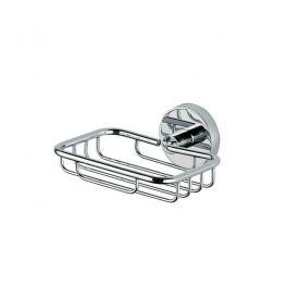 WS Bath Collections Forum A36490 Shower Basket in Polished Chrome