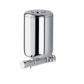 WS Bath Collections Hotellerie A05670 Soap Dispenser in Polished Chrome