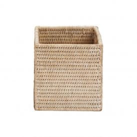 DW BASKET BOD Accessories Box in Light Rattan