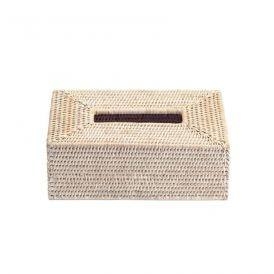DW BASKET KBX Tissue Box in Rattan
