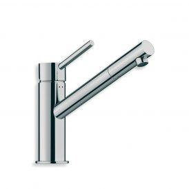 WS Bath Collections Linea 5403 Single Lever Bathroom Faucet