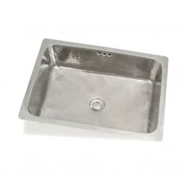 WS Bath Collections Lisa 5035 Metal Bar/ Kitchen Sink