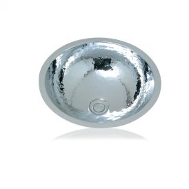 WS Bath Collections WSBC 0210 Metal Bathroom Sink 8.3""