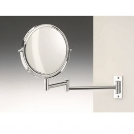 Smile 320 Swiveling Reversible 5x/1x Magnifying Mirror