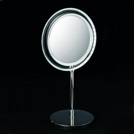 Smile 302 Battery Operated Lighted Magnifying Mirror 5x