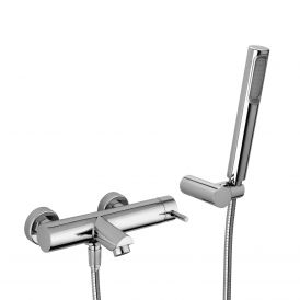 WS Bath Collections Stick SK 023 Shower Mixer with Hand Shower Set