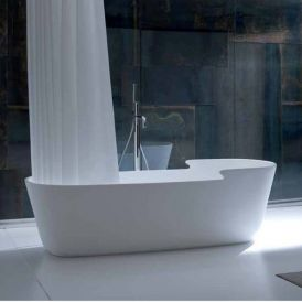 WS Bath Collections Tino 20 TI 1001 Bathtub
