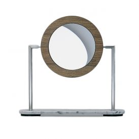 WS Bath Collections TS1 NW Magnifying Mirror 3x - 5x