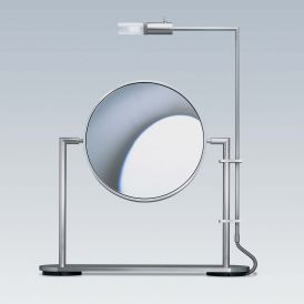 WS Bath Collections TS1 SSL Magnifying Mirror 3x - 5x