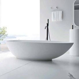 WS Bath Collections Vela 20 VE 3001 Bathtub