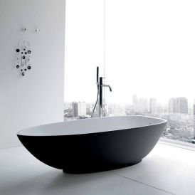 WS Bath Collections Vela 20 VE 1001 Bathtub