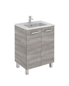 WS Bath Collections Logic 70 Free Standing Bathroom Vanity 27.6""