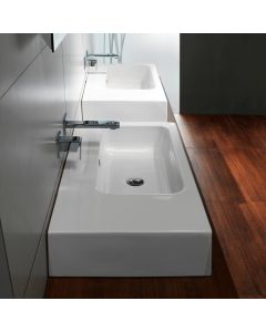 "GSI Tracia C80 Wall Mounted / Vessel Bathroom Sink 31.5"" x 17.7"""