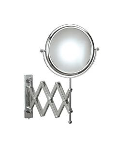 WS Bath Collections Doppiolo 43-1 Magnifying Mirror 3x - 6x