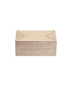 DW BASKET UTBMD Accessories Box in Light Rattan