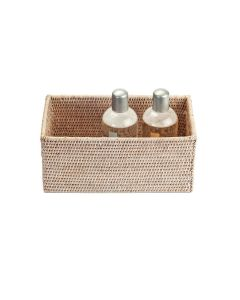 DW BASKET UTB Accessories Box in Rattan
