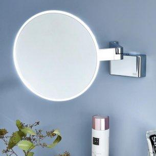 Rimless Magnifying Mirrors: The New Trend